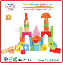 2015 new Educational Building Block Wooden Toys Blocks