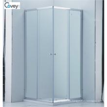 Plato de ducha de espesor de vidrio de 6 mm / Cuarto de vidrio (Cvs047-S)