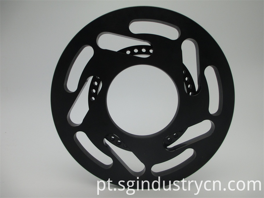 S55c Steel Machining Parts Service