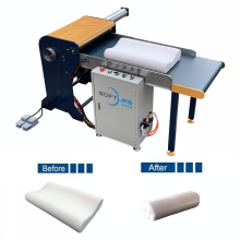 Automatically Pillow packing bed in roller