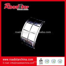 prismatique bande r3fléchissante de PVC pour vêtements
