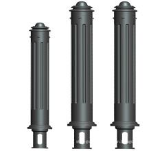 Iron Steel Bollard Road Traffic Cone Cast Iron Bollard Series (fixed) CN;SHX Professional Lab SYI Steel/iron/aluminum