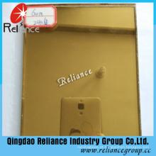 Bronze refletivo One Way Glass 4, 5, 5.5, 6mm