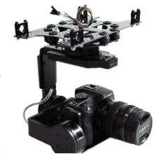 Accessories 3-axis Gimbal For Mirrorless Camera