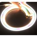 Lumière ronde flexible de la corde LED de 10mm, corde décorative LED100m avec TUV RoHS de TUV