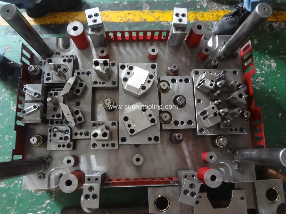 Auto Metal Stamping Toolings