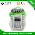 GEILIENERGY Battery Charger/GLE-903 LCD Display Super Quick Charger Universal AA/AAA NI-MH/NI-CD Battery Charger