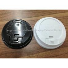 Kaffee Papierbecher PS Deckel Abdeckung
