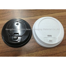 Coffee Paper Cup PS Lid Cover