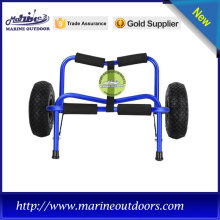 2017 high quality aluminum canoe and kayak carrier, Canoe dolly trailer, Best-selling trolley