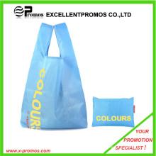 Promotinale Polyester-Tasche mit Laminierung faltbar für Shopper (EP-B0018-1)