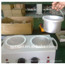 2 pots beauty care hair remval paraffin wax price