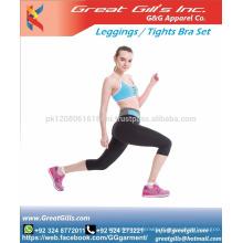 women sports yoga set selling new design slim womens body yoga wear leggings clothes