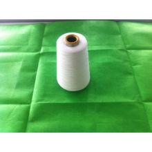 60% hilo de algodón y algodón + 40% hilo de fibra de morera hilado de punto