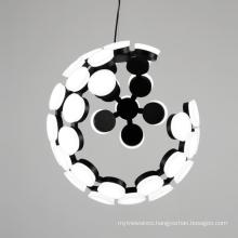 wholesale decorative light LED chandeliers hanging pendant lighting