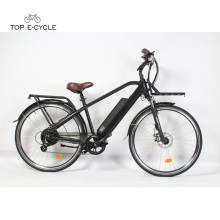 Enduro ambiental ebike Bafang 250 w motor do cubo da bicicleta da bicicleta elétrica para o homem