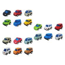 En71 Aprobación Die Cast Metal Toy Pull Back Mini coche (H0415302)