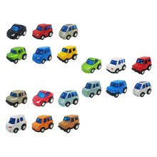 En71 Apprendre Die Cast Metal Toy Pull Back Mini Car (H0415302)