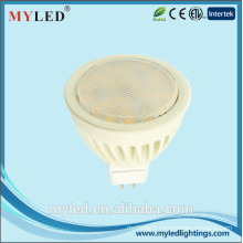 new design led gu5.3 spotlight dimmable 5w AC85-265V led lamp cool white /warm white