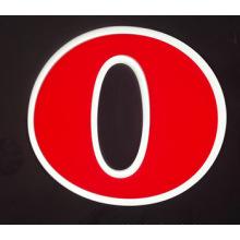 Открытый магазин подсветкой 3Д алюминиевая Рамка СИД письмо знак с щитом для рекламы магазина неоновых вывесок