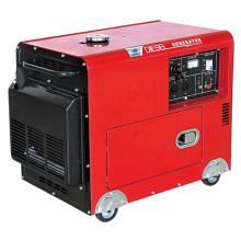 5GF-B02 Generador diesel insonorizado con el motor diesel 186FG (5KW)