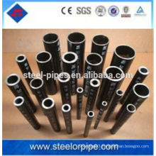 High quality 2mm thickness small precision steel pipe made in China