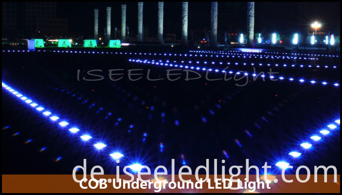 COB Underground LED Light
