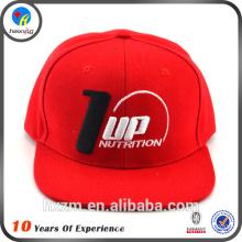 fashion embroidered logo snapback hats