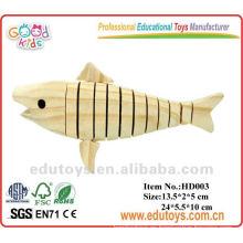 3D juguete de pescado