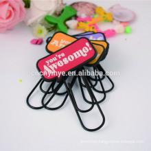 Hot sell customized cute art paper plain bookmark