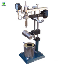 Reactor de tanque agitado continuo Reactor químico de polimerización industrial del precio