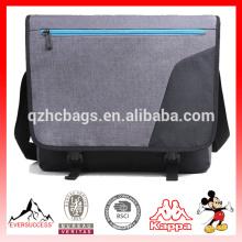 Collège étudiant sac à bandoulière école Mens Messenger Bag