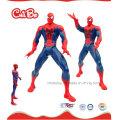 Spider Superman Plastic Doll