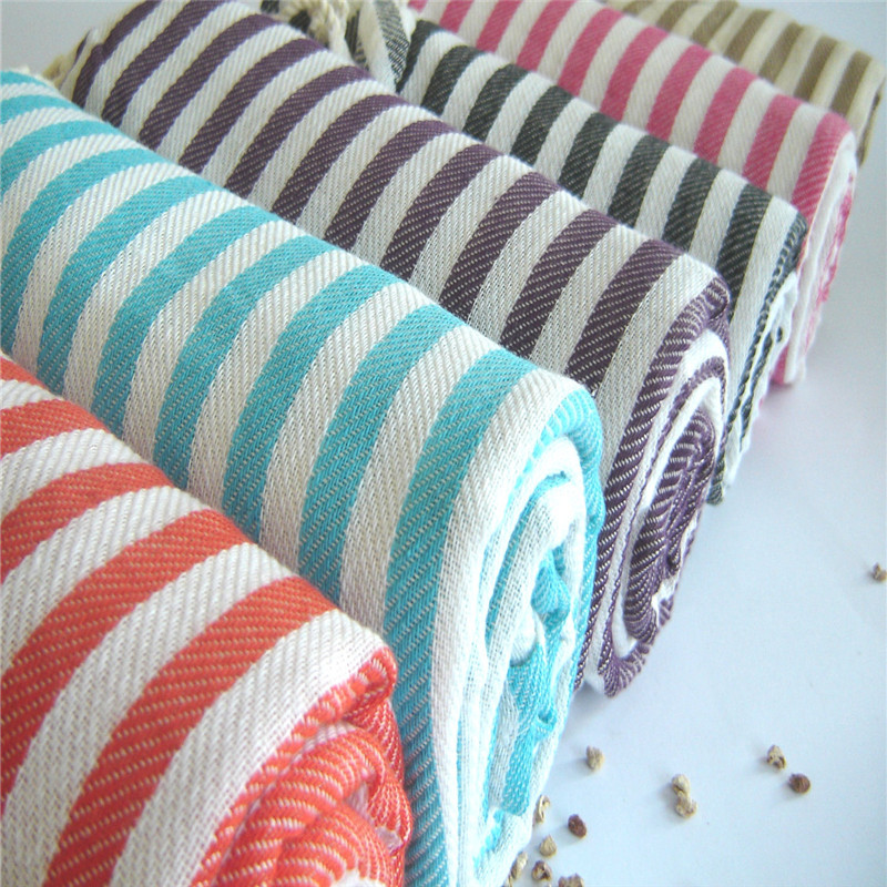 Pictures Large Cabana Stripe Beach Towels