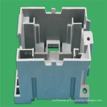 Caixa de relé elétrico de proteção de plástico