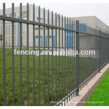 Pulverbeschichtung Kommunaler Zaun (Hersteller)
