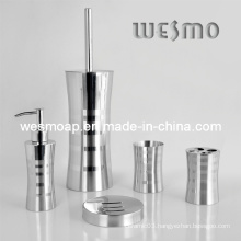 Stainless Steel Bathroom Accessories Set (WBS0510A)