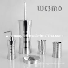 Acessórios de banho de aço inoxidável conjunto (WBS0510A)