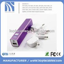 2500mAh USB Power Bank universelle tragbare Pank