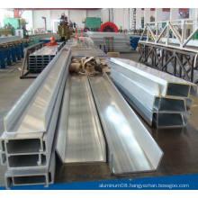 6351 T4 Aluminium U Profile