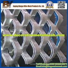 Hochwertiges Aluminium-dekoratives, erweitertes Metall-Mesh-Panel