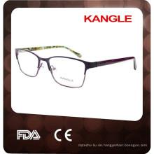 China Online-Großhandel Frauen Vollrand Metall neue Stil 2015 Brillenfassungen