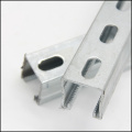 High performance aluminum extrusion solar panel frame
