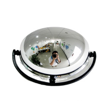 Factory Directly Selling City Traffic Safety 180 Degree Dome Mirror, China Suppliers Traffic Safety Half Pmma Convex Mirror