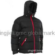 Man\'s ski jacket down coat waterproof