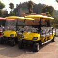 CE certificat usine vente directe électrique 8 sièges chariot de golf