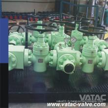 """Tuyauterie API 6A 9 3/8 """"/ Tubes de production / tubes pour composants de l'assemblage de tête de puits"""
