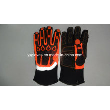 Work Glove-Mechanic Glove-Safety Glove-Industrial Glove-Labor Glove-Heavy Duty Glove