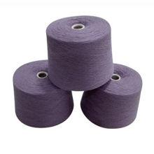 Alta qualidade Inner Mongolia 100% Caxemira pura Nm26 / 2 Fios de cabra fio de cashmere para tricô