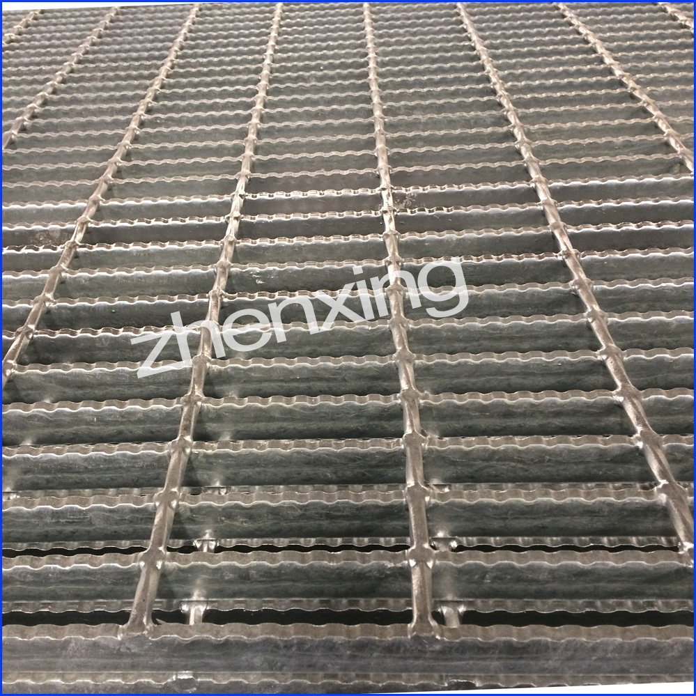 Offshore Platform Grating